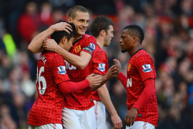 Manchester United: 3 Keys to Defeating Real Madrid in Champions League