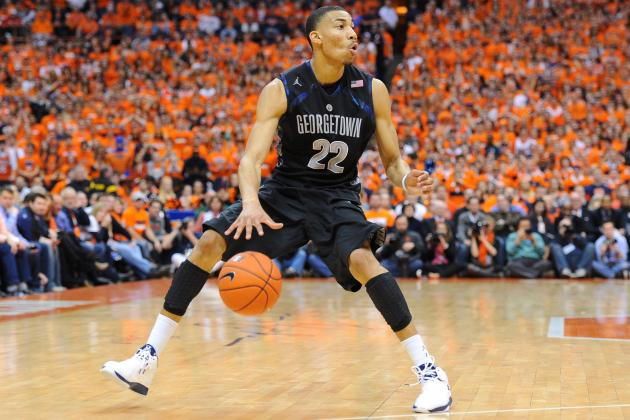 Otto Porter Jr. Earns Big East Player of the Week for Third-Straight Week