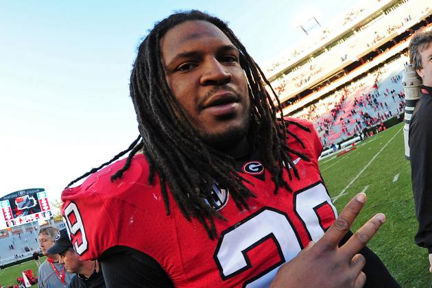 Jarvis Jones Disputes Rumor That He's Tumbling Down Draft Boards