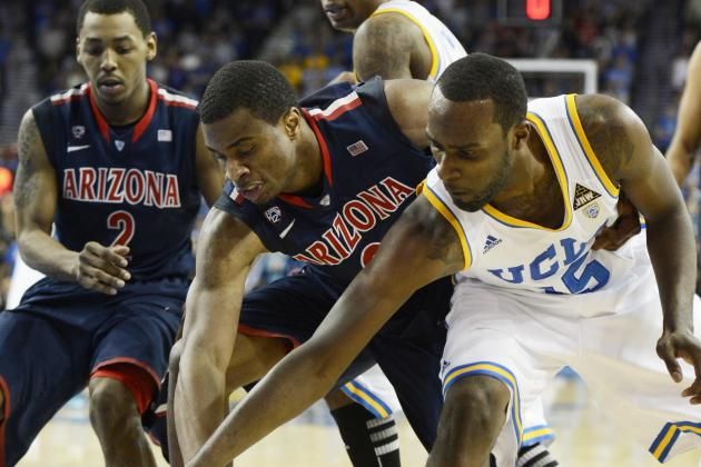 Arizona Basketball Falls to Lowest Ranking of Season