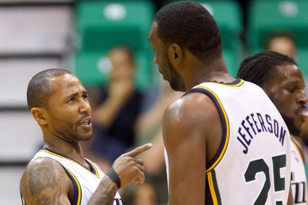 Utah Jazz: Big Al 'doubtful,' Mo 'out,' Corbin Defensive