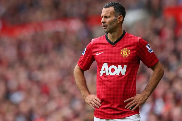 Ryan Giggs Will Make 1,000th Career Appearance vs. Real Madrid