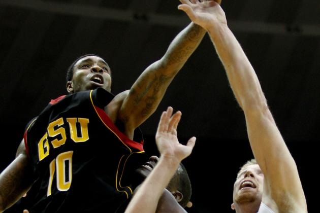 0-27 Grambling State Basketball: NCAA Tournament Odds
