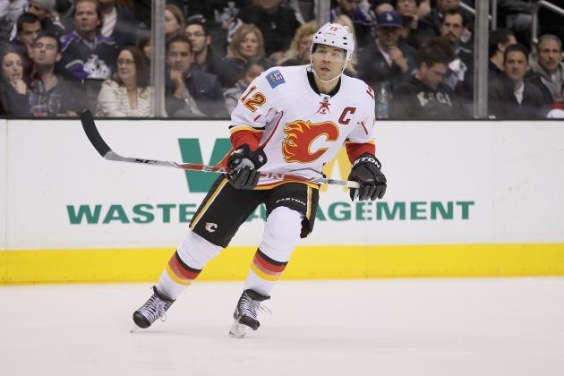 NHL Rumors: Trading for Jarome Iginla Would Make Bruins Stanley Cup Favorites