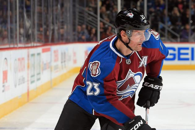 Avalanche to Go with J.S. Giguere in Net vs. Red Wings at Detroit
