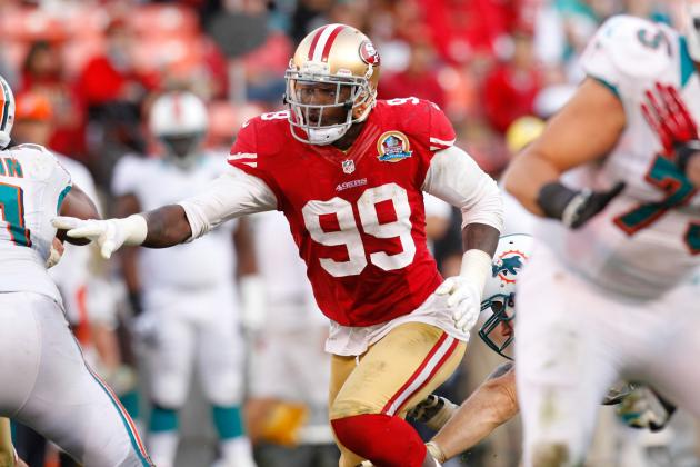 "Aldon Smith Says ""we All Know"" Crabtree Was Held"