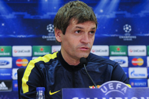 Barca Hopeful of Vilanova Return