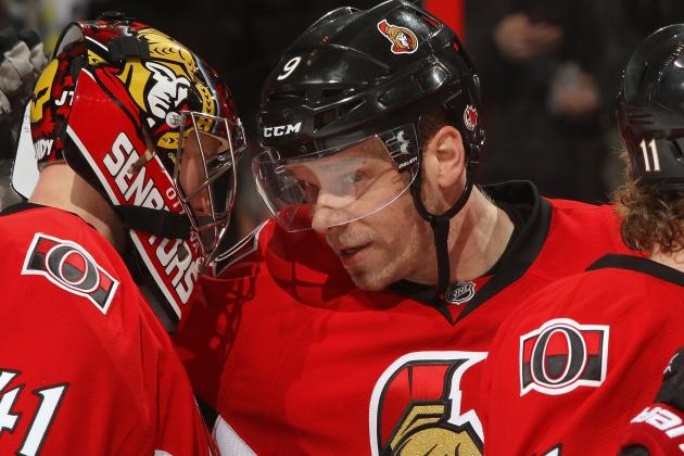After 10-Game Absence, Michalek Set to Rejoin Sens Lineup