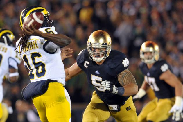 We Must Do Better Than Asking Guys Like Denard Robinson Have 'Real Girlfriends'