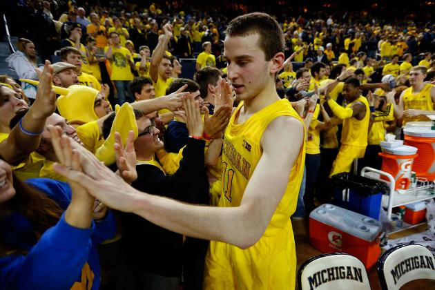 Stauskas Expected to Play vs. Purdue