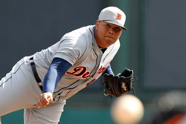 Detroit Tigers: Openly Shopping for a Closer Delays Bruce Rondon's Era