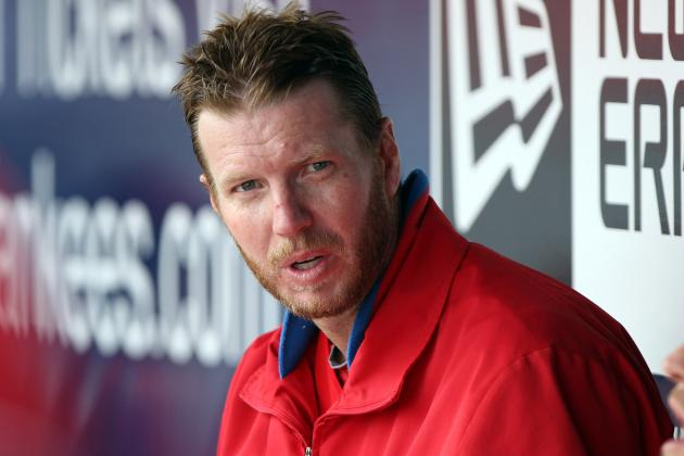 Fantasy: Why Roy Halladay Is Still a Top-12 Starter