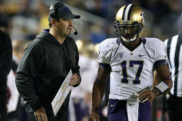 UW Making Changes to Spring Football Routine