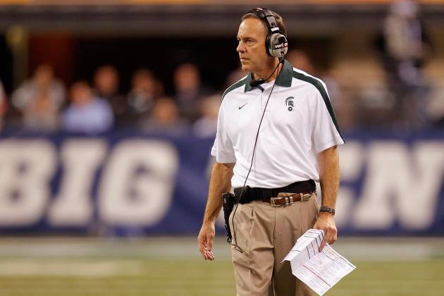 Spartans' Mark Dantonio: Pat Narduzzi Could Be My Successor