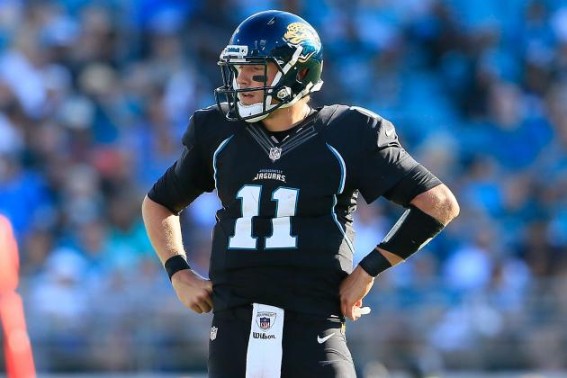 Blaine Gabbert Criticized by Former Jaguars' Assistant