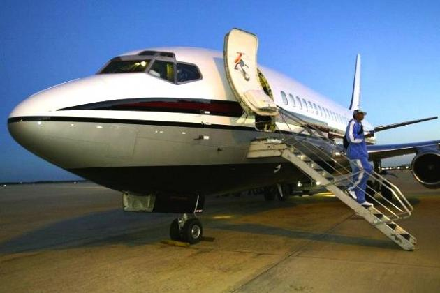 Mile High Clubbin': What Really Happens on NBA Team Flights
