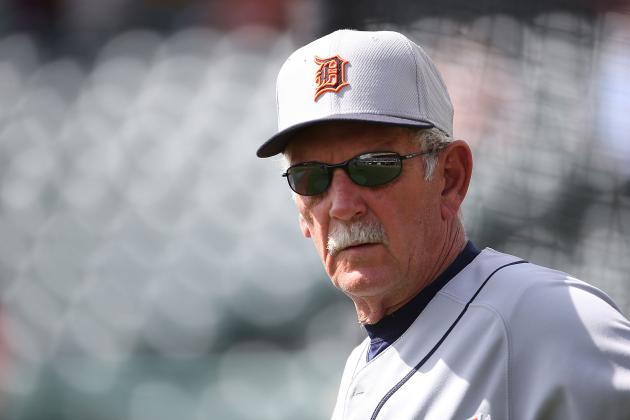 "Leyland Says Tigers Re-Signing Jose Valverde ""Has Not Even Been Discussed"
