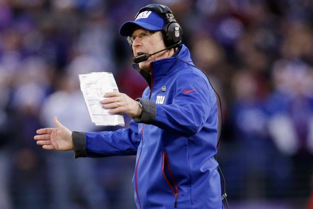 Giants Tap College Coaches for Insight on Defending Read Option
