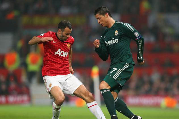 Manchester United vs. Real Madrid: Live Score, Highlights and Analysis