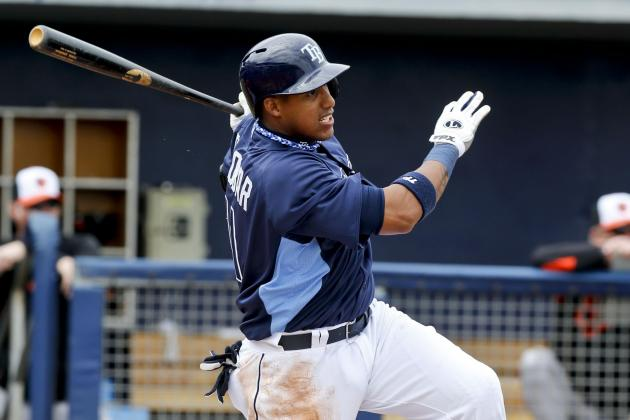 Yunel Escobar's Journey Lands with Rays