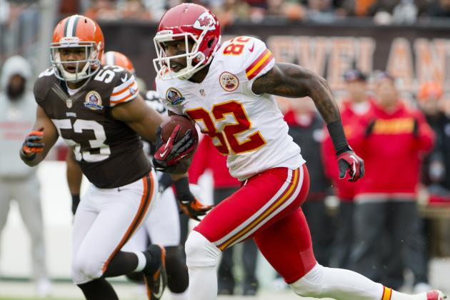 Dwayne Bowe Signs Long-Term Deal with Chiefs, but Team Needs More Help at WR