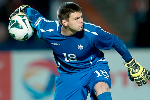 Impact Sign Academy Product, Canadian U-20 'Keeper Maxime Crepeau