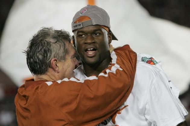 Report: Vince Young to Work out at Texas Longhorns Pro Day