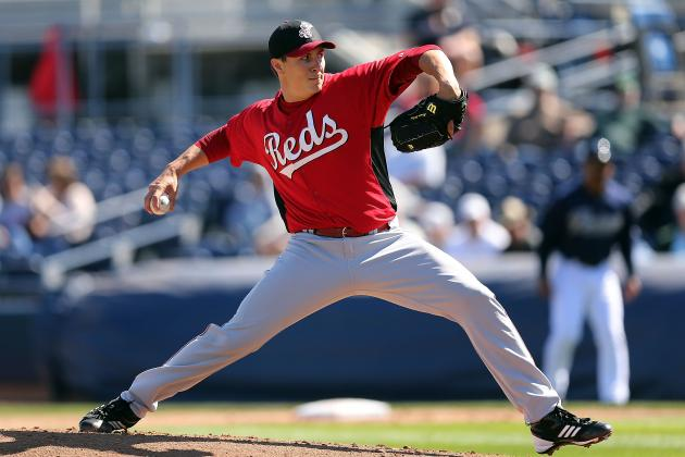 Homer Bailey: Cincinnati Reds Pitcher Picks Up Right Where He Left off
