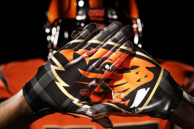 Oregon State's Oregon-Like Nike Deal is All about Recruiting