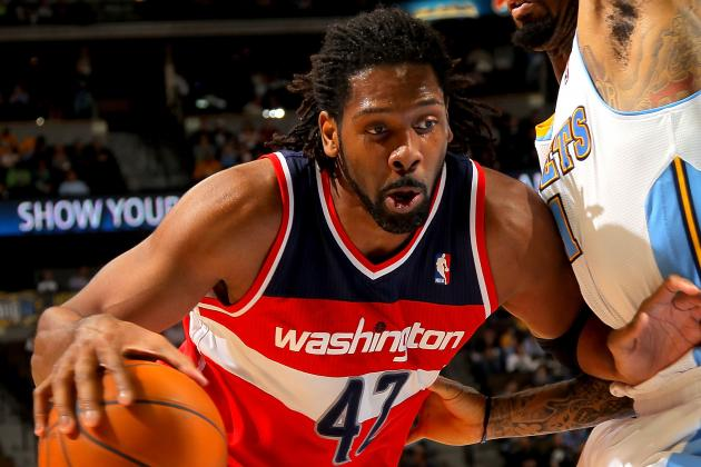 Nene Excited About Washington Wizards' Impending Trip to Brazil