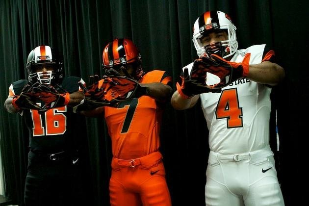 Oregon State Unveils New Look with Fantastic Scheme and Unfortunate Beaver