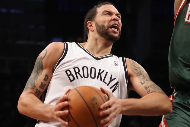 Deron Williams Thinks He Can Finally Dunk