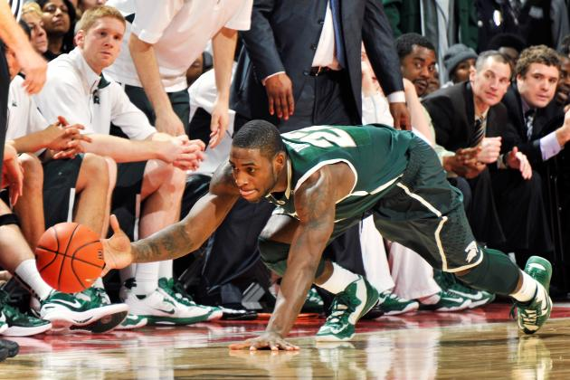 Michigan State's Branden Dawson Says He's Not Considering Early NBA Jump