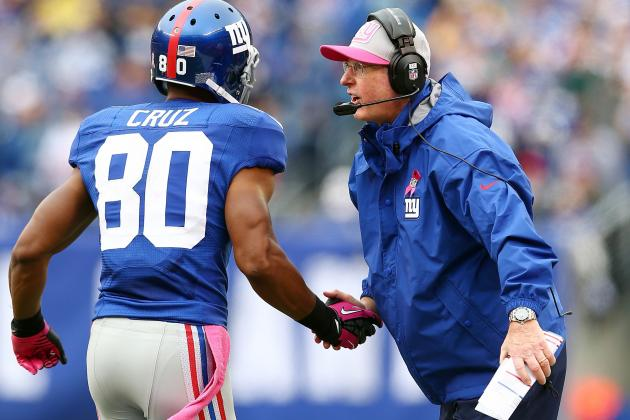 Coughlin Confident Cruz Will Stay a Giant