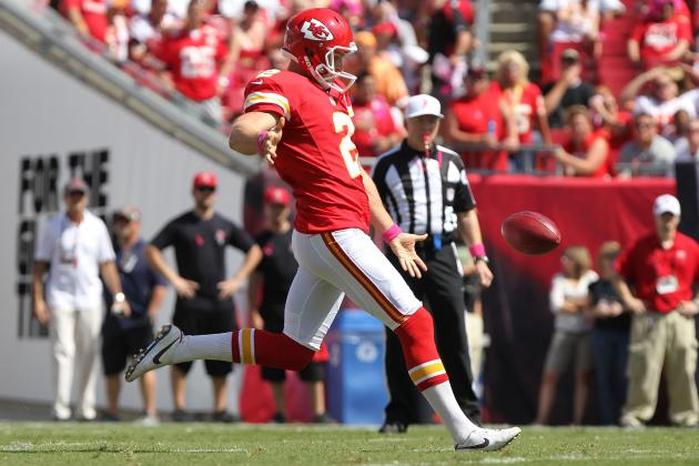 Why the Kansas City Chiefs Were Foolish to Walk Dustin Colquitt to the Bank
