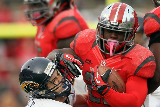 Rutgers Needs to Add Depth at Running Back