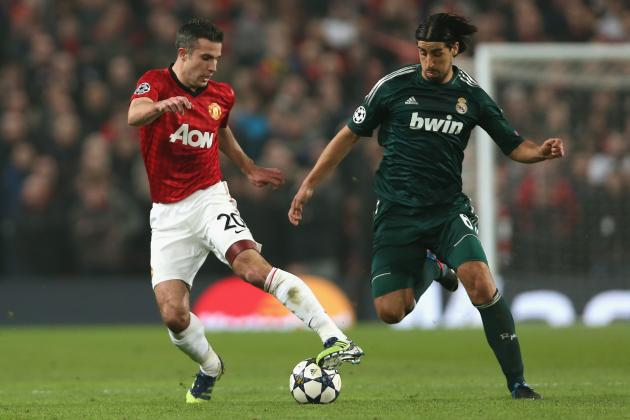 Manchester United 1-2 Real Madrid: Player Ratings for Red Devils