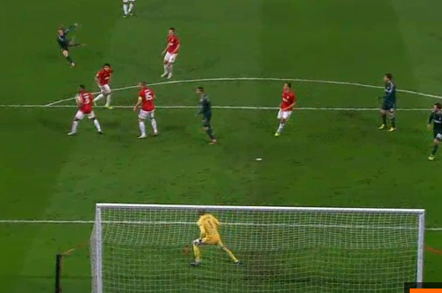 Modric Equalizes at Old Trafford