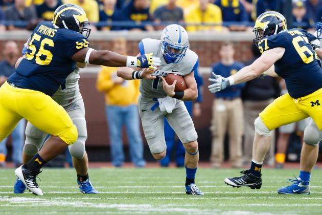 Michigan Football: Why Ondre Pipkins Will Be Breakout Star This Spring