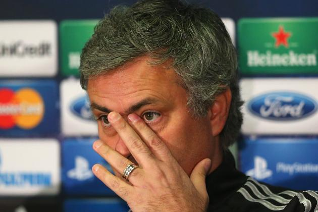 Mourinho: The Best Team Lost