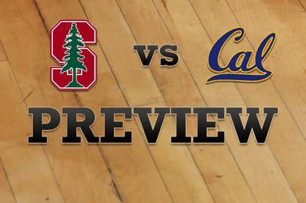 Stanford vs. California: Full Game Preview