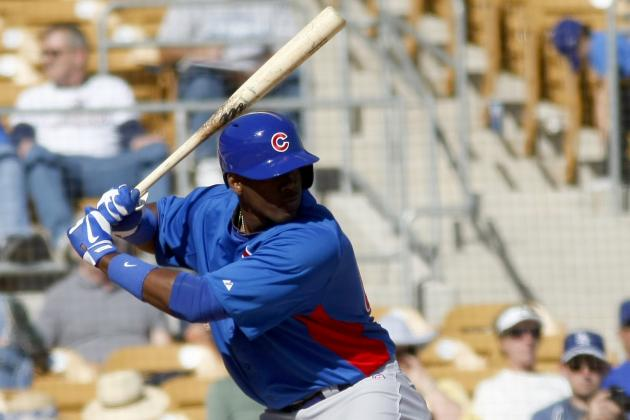 Best, Worst-Case Developmental Projections for Top Cubs Prospect Jorge Soler