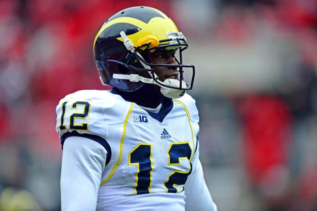 Michigan QB Devin Gardner Granted 5th Year of Eligibility