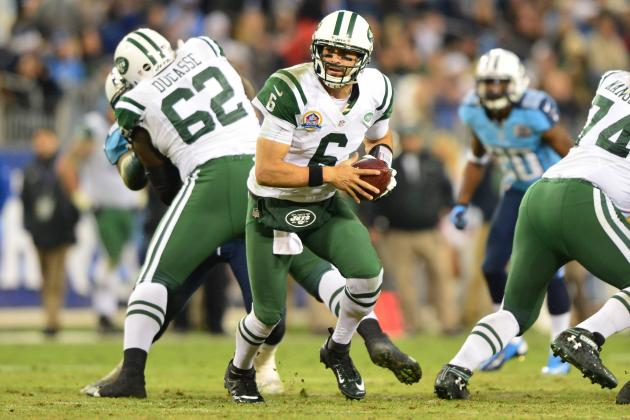 Ranking the New York Jets' Biggest Needs on Offense, Besides Quarterback