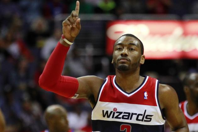 Wizards' John Wall Gets a Much-Needed Shot of Confidence