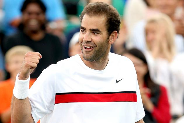 Sampras Says He Thinks Tennis Is Free of Doping