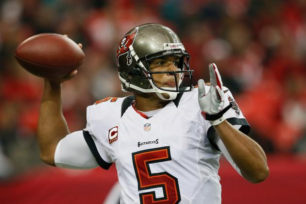 Schiano Puts Faith in Josh Freeman