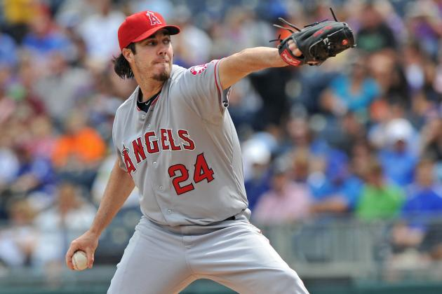 Dan Haren Sharp in Second Start