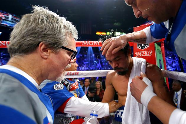 Manny Pacquiao: Warm-Up Fight Should Be Next Step for Pac-Man