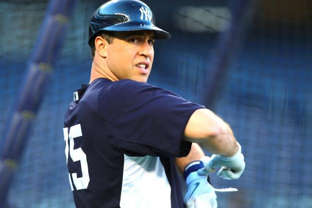 Mark Teixeira Injury: Updates on Yankees Star's Wrist